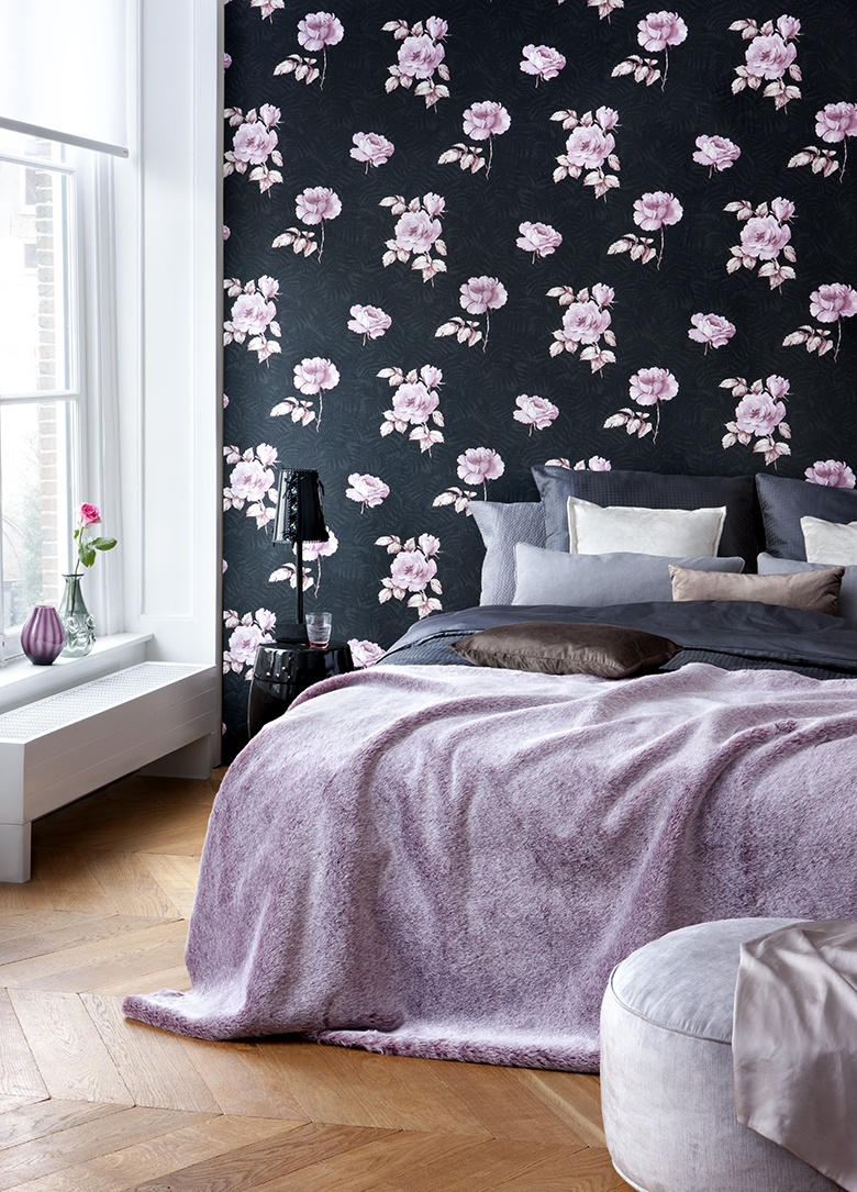 BN Wallcoverings,  'Gardens of Amsterdam' by Annet van Egmond